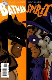 Batman/The Spirit (2007) - Crime convention