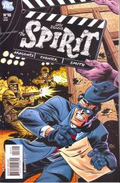 Spirit (The) (2007) -16- Stand in for murder