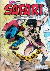 Safari (Mon Journal) -111- L'otage
