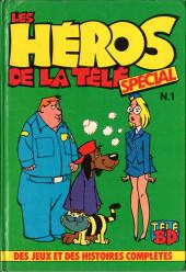 Les héros de la télé -1- Spécial n°1