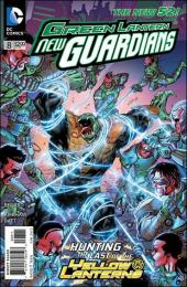 Green Lantern: New Guardians (DC Comics - 2011) -8- Arkillo's might