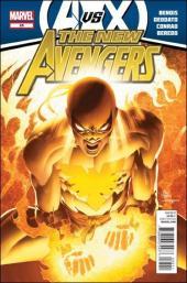 New Avengers (The) (2010) -25- AvsX