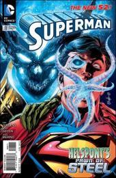 Superman (2011) -8- The outsider option
