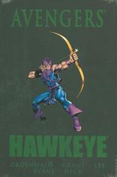 Avengers (The) (TPB) -INTHC- Avengers: Hawkeye