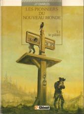 Les pionniers du Nouveau Monde -1b87- Le pilori