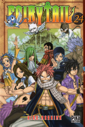 Fairy Tail -24- Tome 24