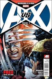 Avengers vs X-Men (2012) -3- Round 3