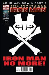 Invincible Iron Man (2008) -516- Long way down 1 : night of the long knives