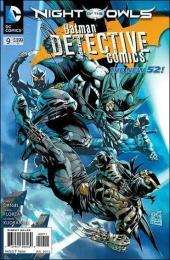 Detective Comics (2011) -9- The Owls take Arkham