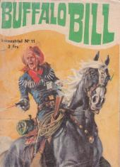 Buffalo Bill (Jeunesse et Vacances) -11- L'Homme du désert
