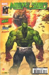 Marvel Stars -16- La zone du néant