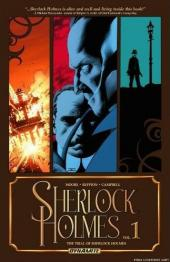 Sherlock Holmes (Moore/Reppion/Campbell) -INT- The Trial of Sherlock Holmes