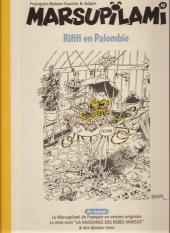 Marsupilami (Le Soir) -10- Rififi en palombie