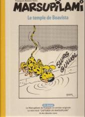 Marsupilami (Le Soir) -8- Le temple de boavista