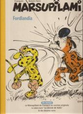 Marsupilami (Le Soir) -6- Fordlandia