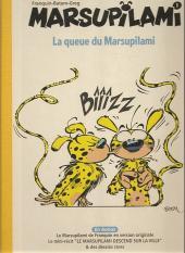 Marsupilami (Le Soir) -1- La queue du marsupilami