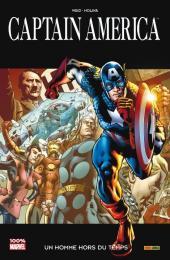 Captain America (100% Marvel) -HS- Un Homme Hors Du Temps