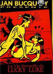 Lucky Luke (Pub et Pastiches) -Past- La Vie Sexuelle de Lucky Luke