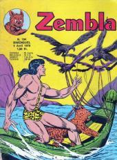 Zembla -104- Ultimatum à Zembla