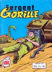Sergent Gorille -70- Le caramel qui gagna la bataille