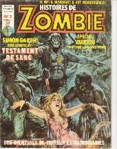 Zombie (France Sud Publications / Bois de Boulogne)