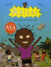 Akissi -3- Vacances dangereuses
