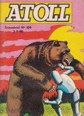 Atoll -109- La mine perdue
