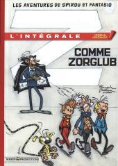 Spirou et Fantasio (L'intégrale Version Originale) -5- Z comme Zorglub