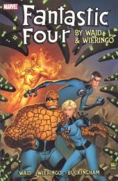 Fantastic Four Vol.3 (Marvel comics - 1998) -ULT01- Fantastic Four by Waid & Wieringo Ultimate Collection Book 1