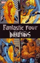 Inhumans (2000) - Fantastic Four/Inhumans