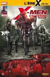 X-Men Universe Hors Série (Marvel France 2e série) -2- L'ère X (3/3)