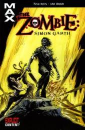 Zombie (The): Simon Garth (Marvel comics - 2008) -INT- The Zombie: Simon Garth