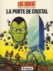 Luc Orient -12a84- La porte de cristal