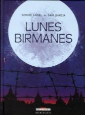 Couverture de Lunes Birmanes
