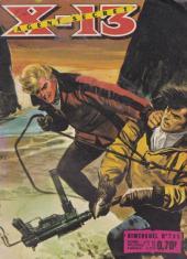 X-13 agent secret -265- Danger à la carte