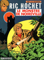 Ric Hochet -15a94- Le monstre de noireville