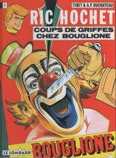 Ric Hochet -25c97- Coups de griffes chez Bouglione