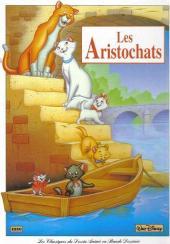 Les classiques du dessin animé en bande dessinée -11Pub- Les Aristochats