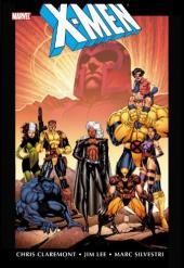 X-Men (TPB) -OMNI01- X-Men by Chris Claremont & Jim Lee Omnibus volume 1