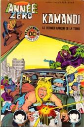 Kamandi (2e série - Arédit - Artima Color DC Super Star) -1- Kamandi le dernier garçon de la Terre