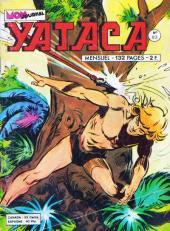 Yataca (Fils-du-Soleil) -93- La fosse aux panthères sacrées
