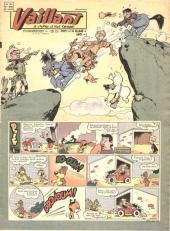 Vaillant (le journal le plus captivant) -781- Vaillant