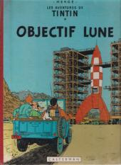 Tintin (Historique) -16B15- Objectif lune