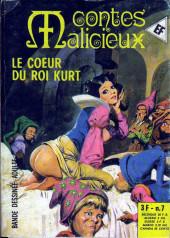 Contes malicieux -7- Le Cœur du roi Kurt
