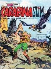 Carabina Slim -57- L'homme qui devait mourir
