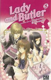 Lady and Butler -8- Tome 8