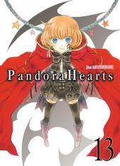 Pandora Hearts -13- Tome 13