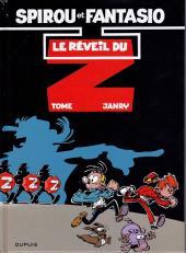 Spirou et Fantasio -37Pub2- Le réveil du Z