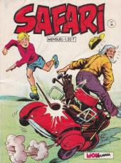 Safari (Mon Journal) -39- Oscar le bienfaiteur