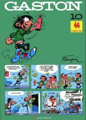 Gaston (en langues régionales) -10Wallon- New look